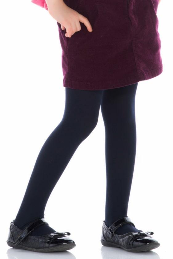 پنتی | Penti - جوراب شلواری دخترانه طرح Micro 40 رنگ سرمهای