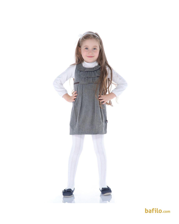جوراب شلواری دخترانه پنتی Gilda سفید |