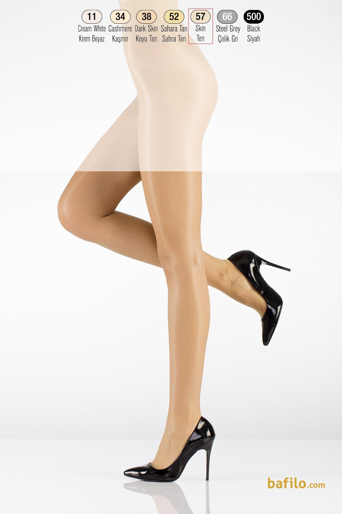ایتالیانا | ITALIANA - جوراب شلواری بسیار نازک ایتالیانا İpince 5 - رنگ بدن