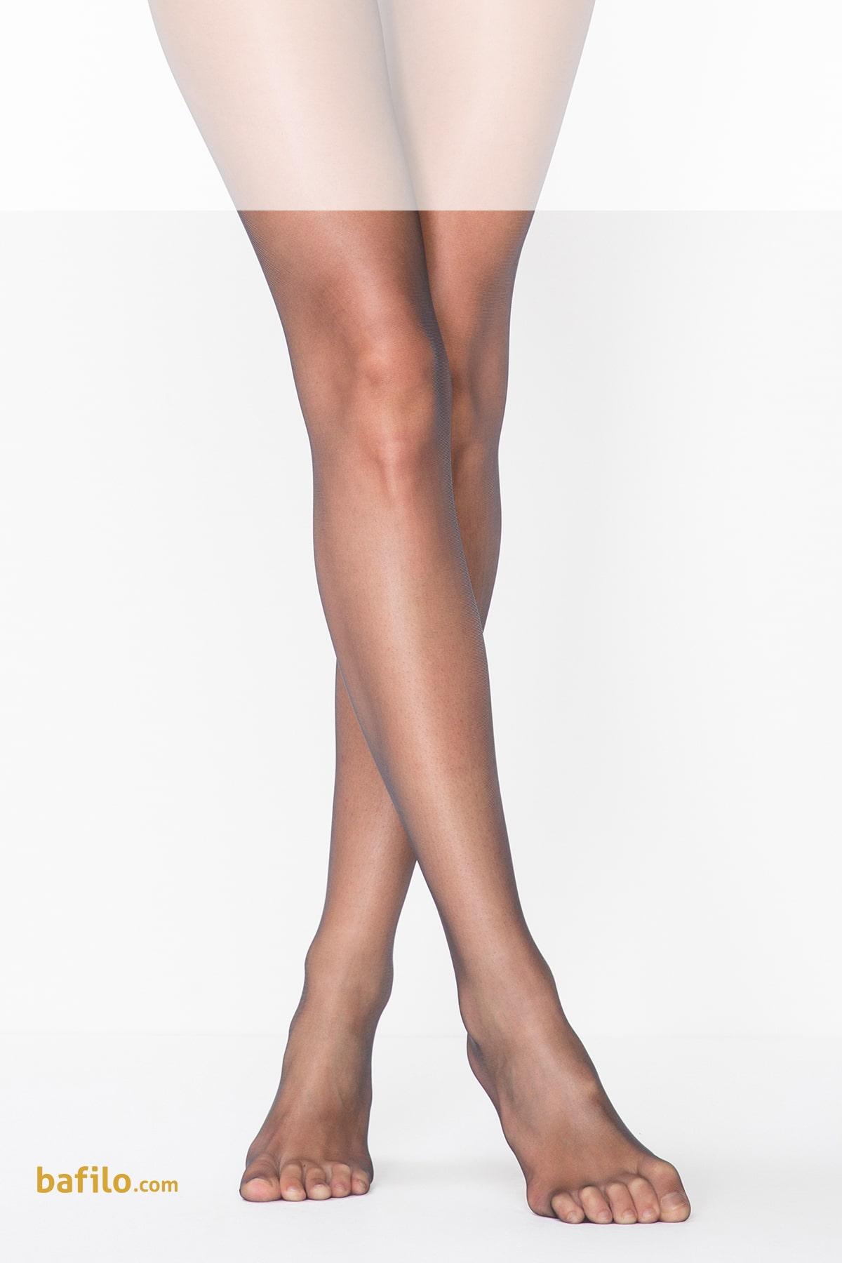 پنتی | Penti - جوراب شلواری بسیار نازک زنانه پنتی Yok Gibi 5 - مشکی