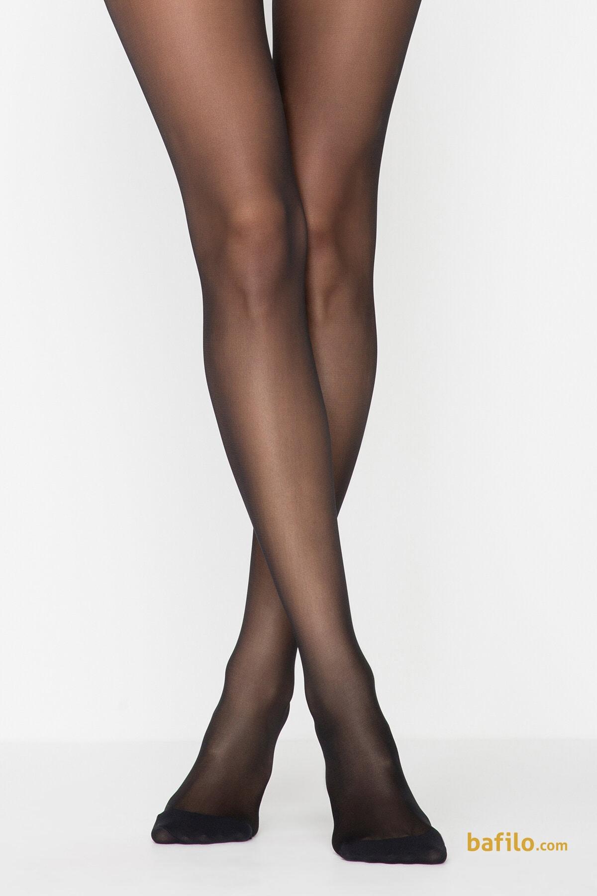 پنتی | Penti - جوراب شلواری گن دار زنانه پنتی Body Form - مشکی
