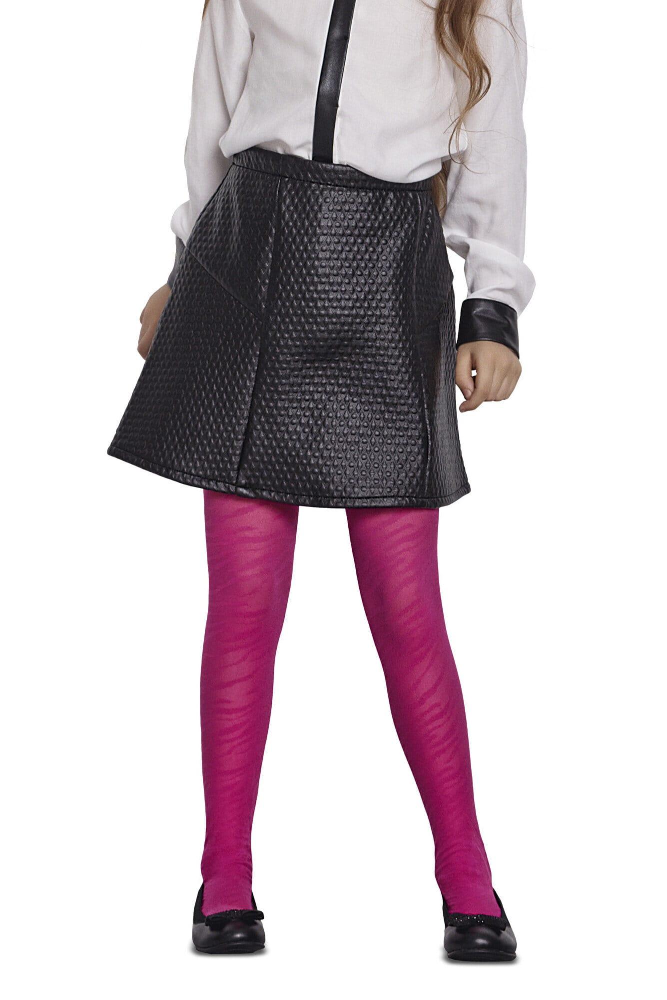 پنتی | Penti - جوراب شلواری طرحدار دخترانه پنتی Lucy سفید