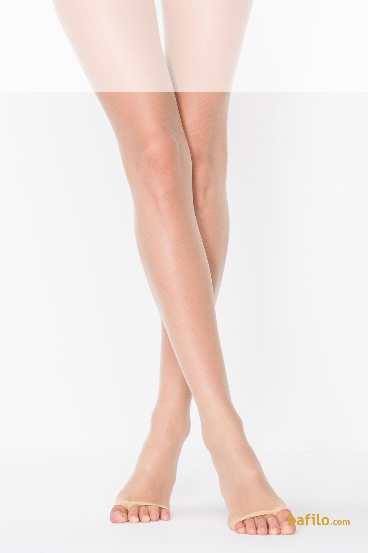 پنتی | Penti - جوراب شلواری دکلته پنتی Dekolte Parmaksiz 10 - رنگ بدن روشن