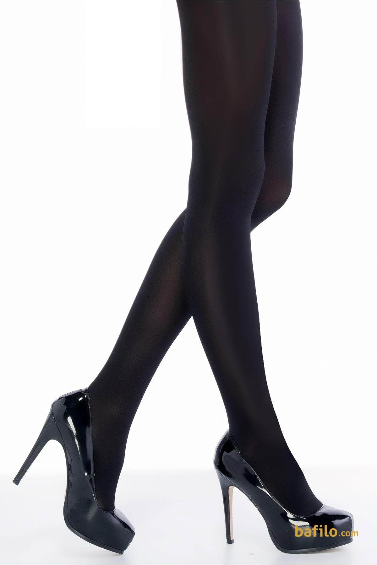 پنتی | Penti - جوراب شلواری ضخیم زنانه پنتی Mikro 100 - مشکی