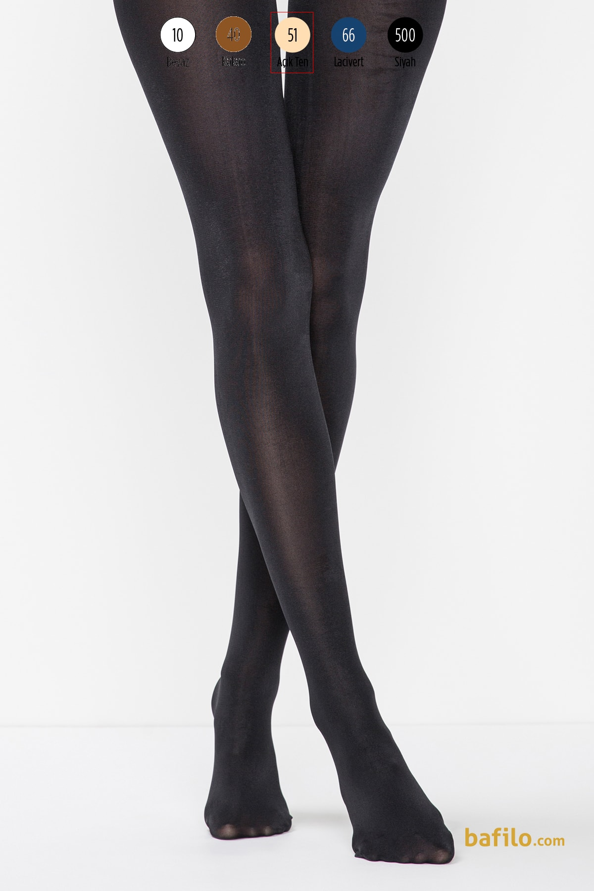 پنتی | Penti - جوراب شلواری براق زنانه پنتی Wet Look 120 - رنگ بدن روشن