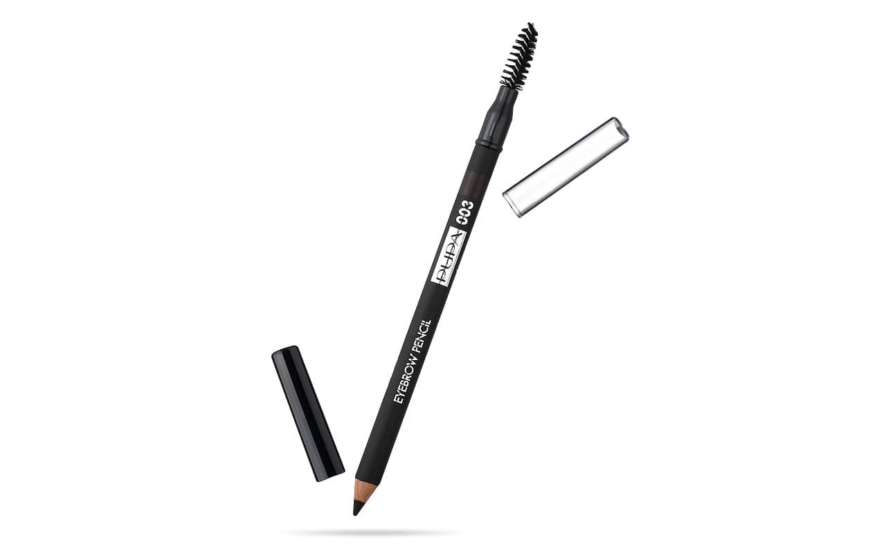 پوپا | PUPA - مداد ابرو ضد آب پوپا Eyebrow Pencil 03 - قهوهای تیره
