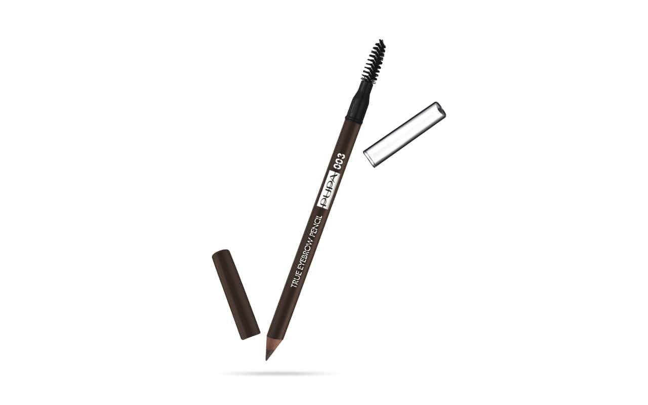 پوپا | PUPA - مداد ابرو ضد آب و ماندگار پوپا True Eyebrow Pencil 03 - قهوهای تیره