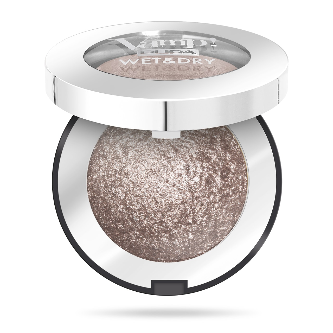 پوپا | PUPA - سایه چشم درخشان تک رنگ پوپا Vamp! Wet & Dry Eyeshadow 301