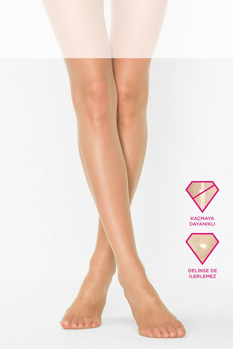 پنتی | Penti - جوراب شلواری استپ زنانه پنتی  Stop 15 رنگ بدن روشن