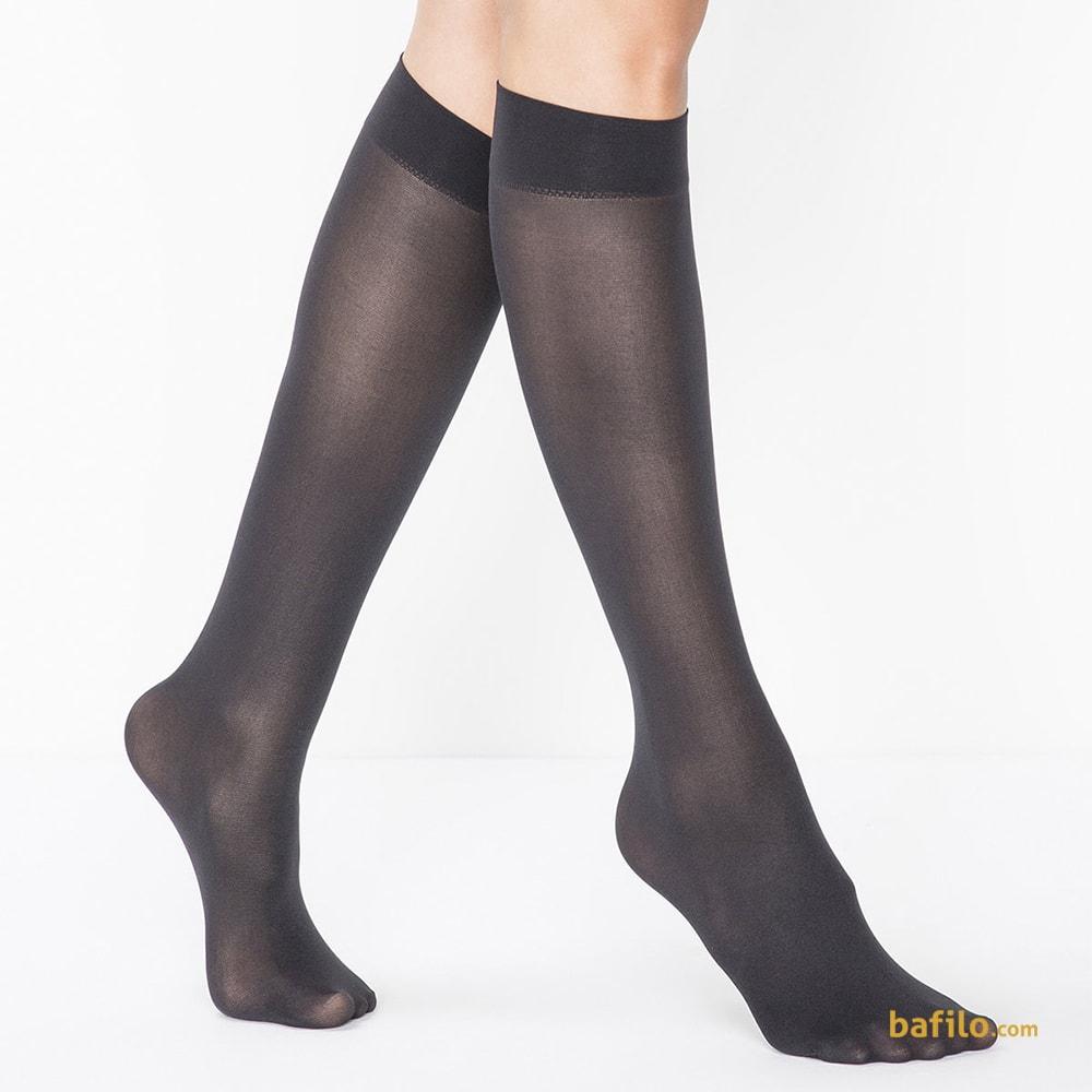 پنتی | Penti - جوراب زیر زانو زنانه پنتی  Mikro 40 مشکی