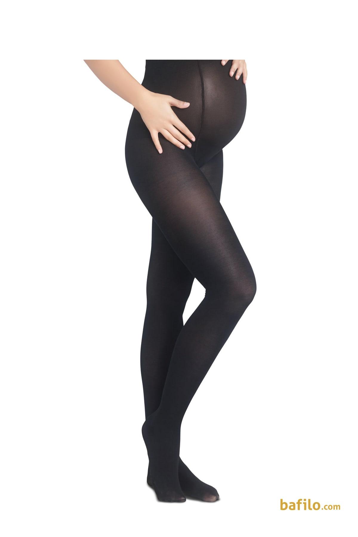 پنتی | Penti - جوراب شلواری بارداری ضخیم پنتی  Koton Hamile مشکی