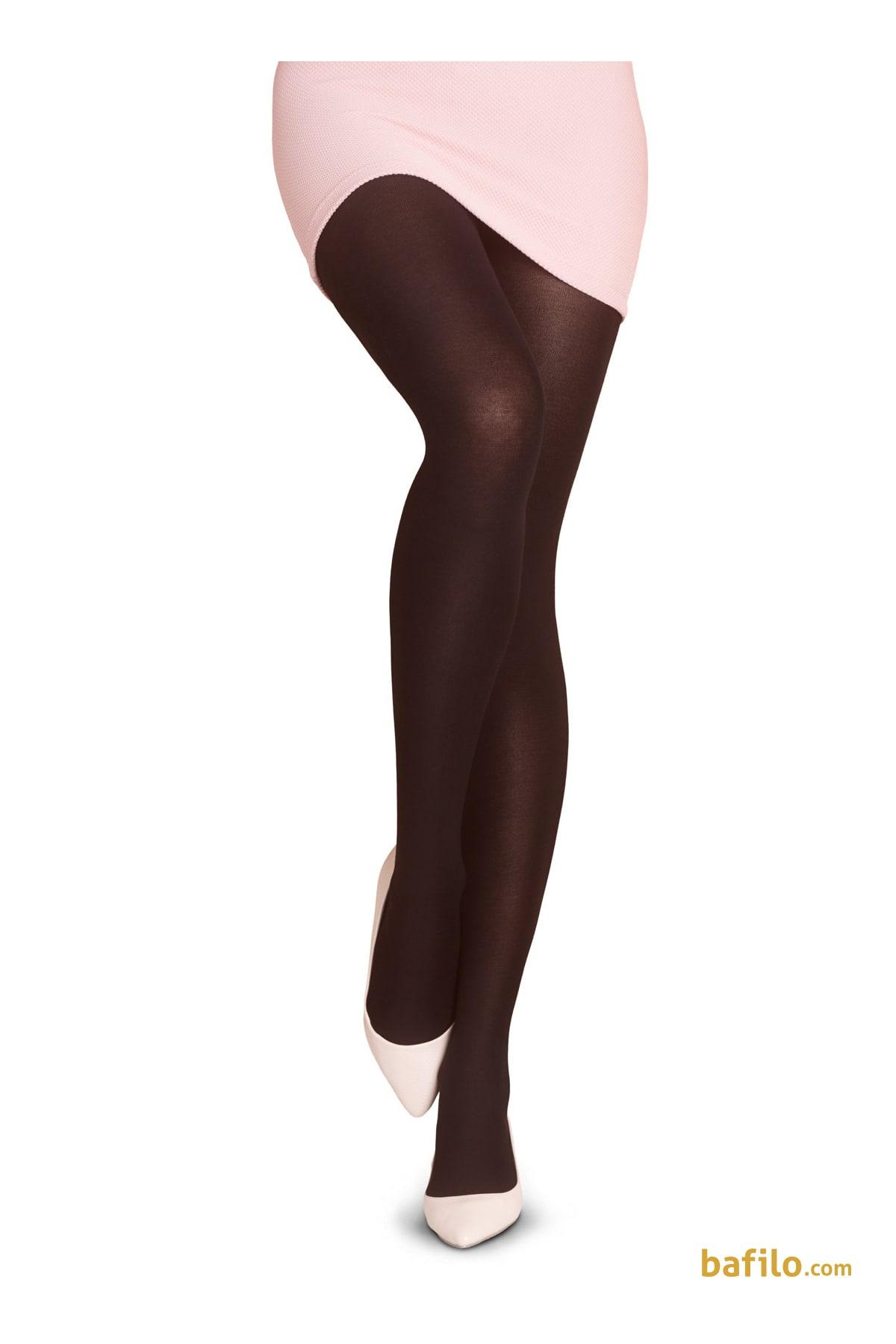 پنتی | Penti - جوراب شلواری ابریشم زنانه پنتی Ipek قهوه ای سوخته