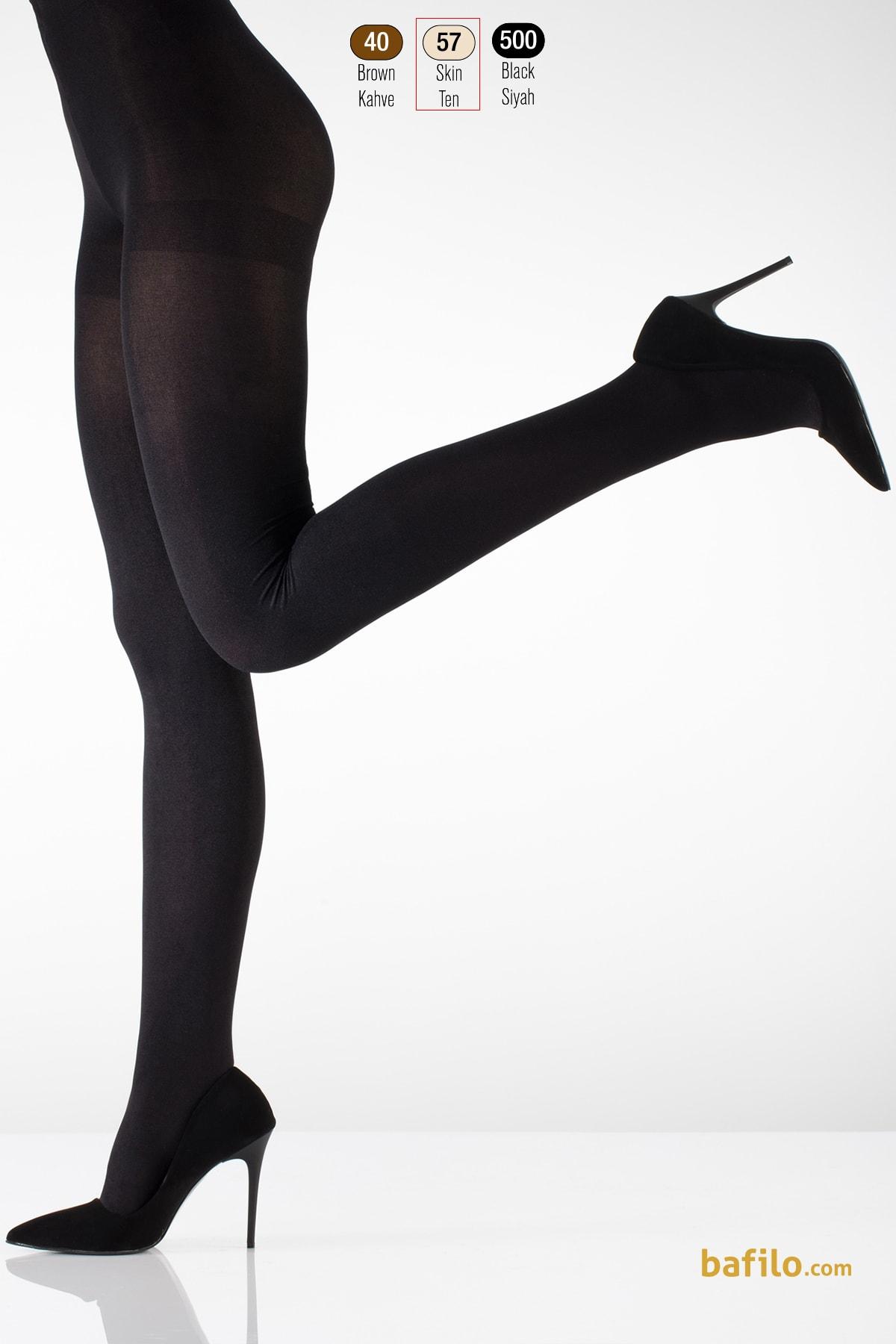 ایتالیانا | ITALIANA - جوراب شلواری ضخیم زنانه ایتالیانا  Micro 200 Mat رنگ بدن