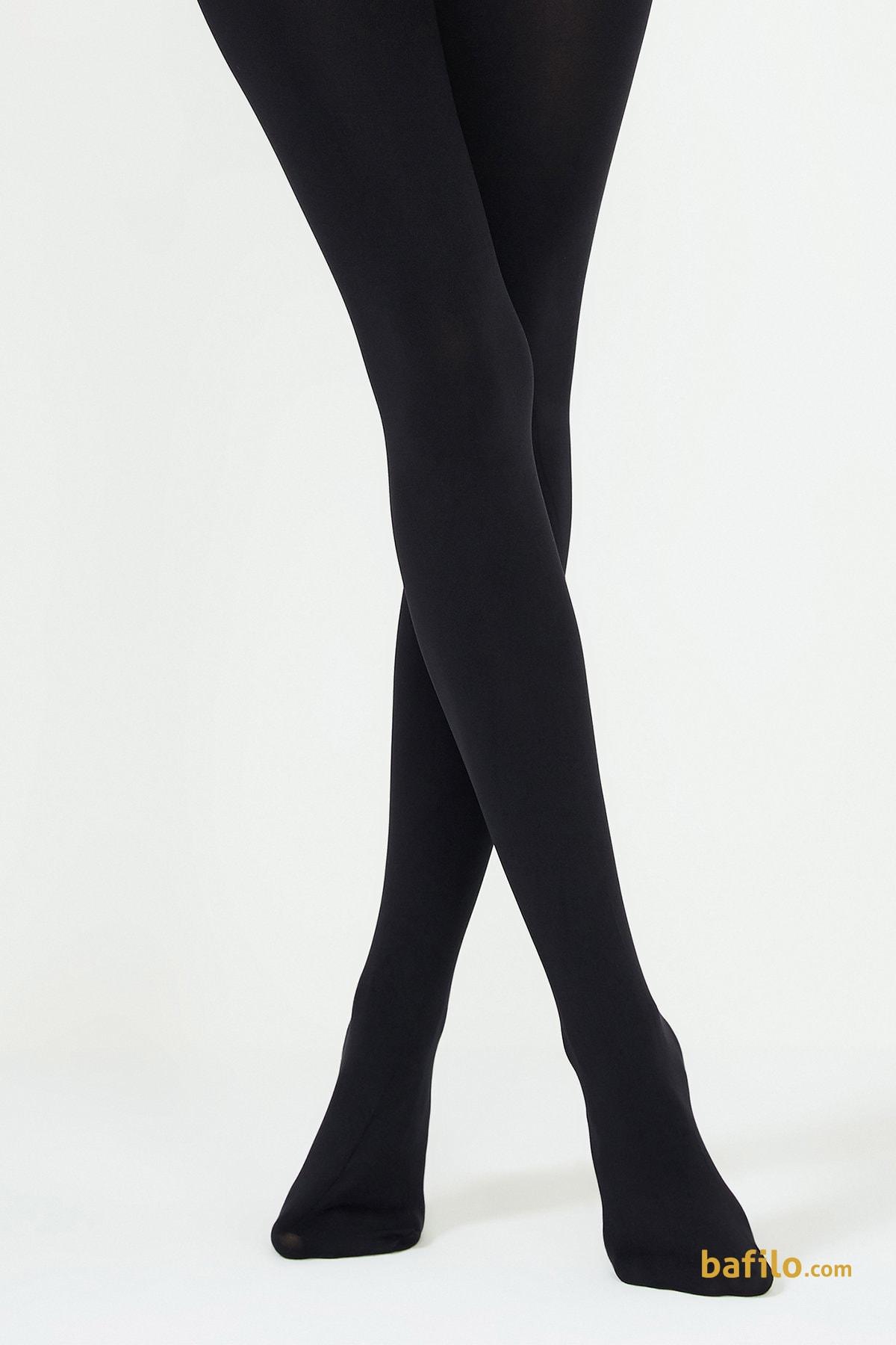پنتی | Penti - جوراب شلواری ضخیم زنانه پنتی  Mikro 200 مشکی