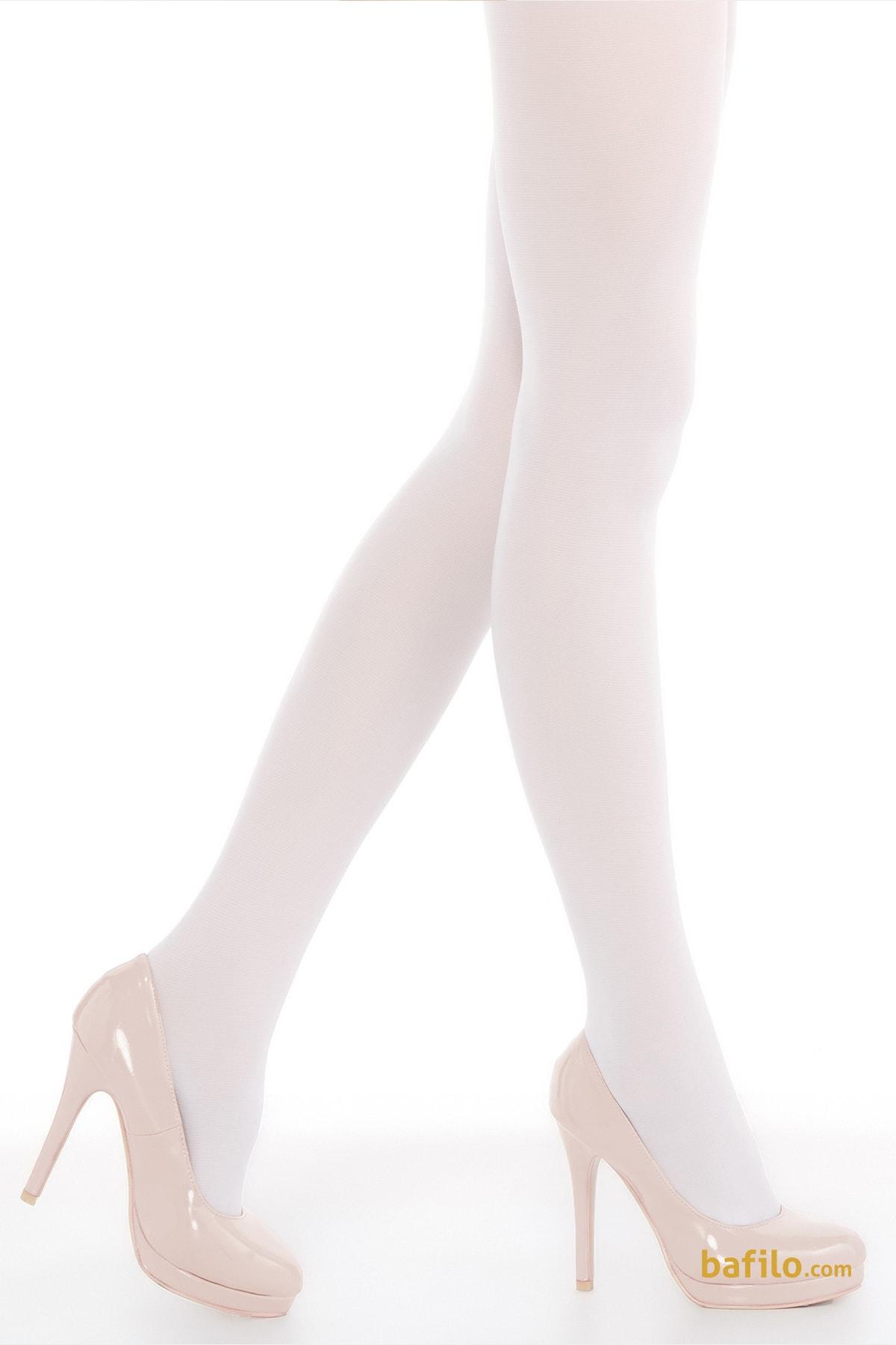 پنتی | Penti - جوراب شلواری ضخیم زنانه پنتی  Mikro 200 سفید
