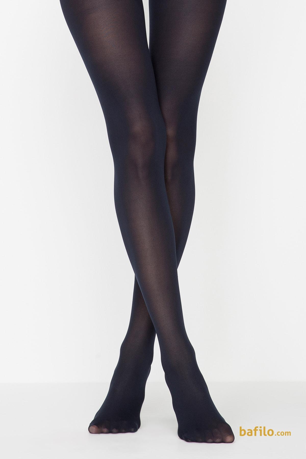 پنتی | Penti - جوراب شلواری زنانه پنتی Mikro 40 سرمه ای