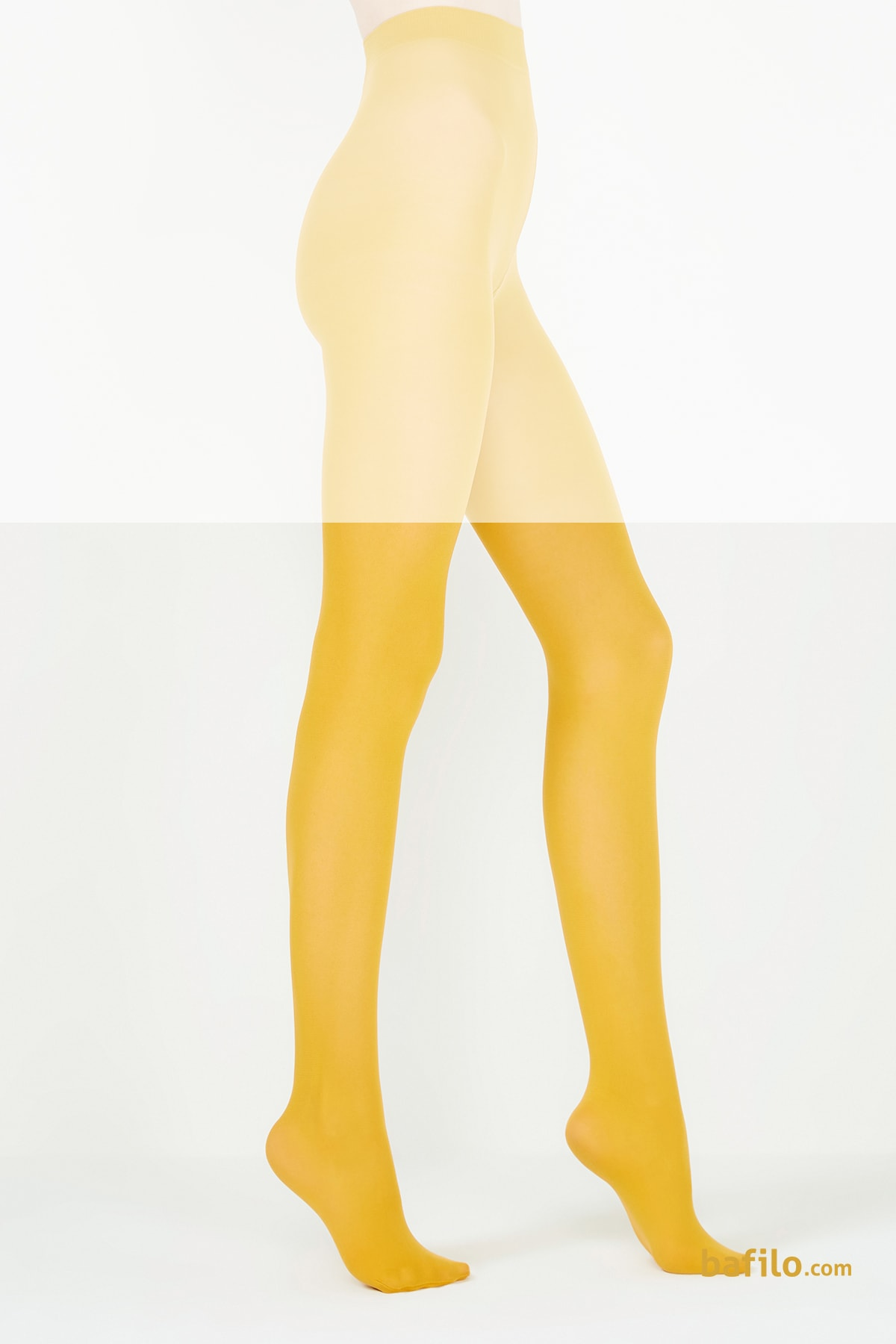 جوراب شلواری زنانه پنتی Mikro 40 خردلی