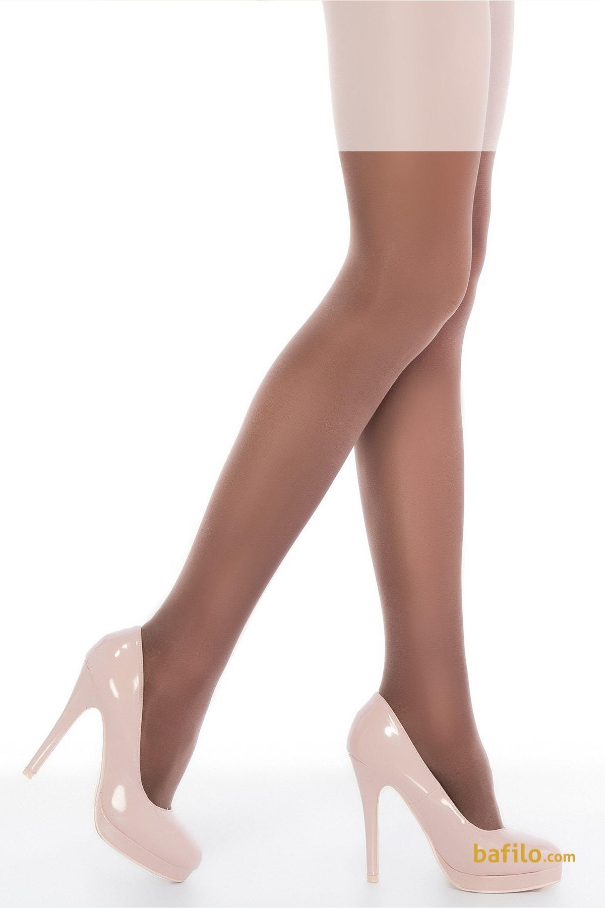 پنتی | Penti - جوراب شلواری زنانه پنتی Mikro 70 قهوه ای