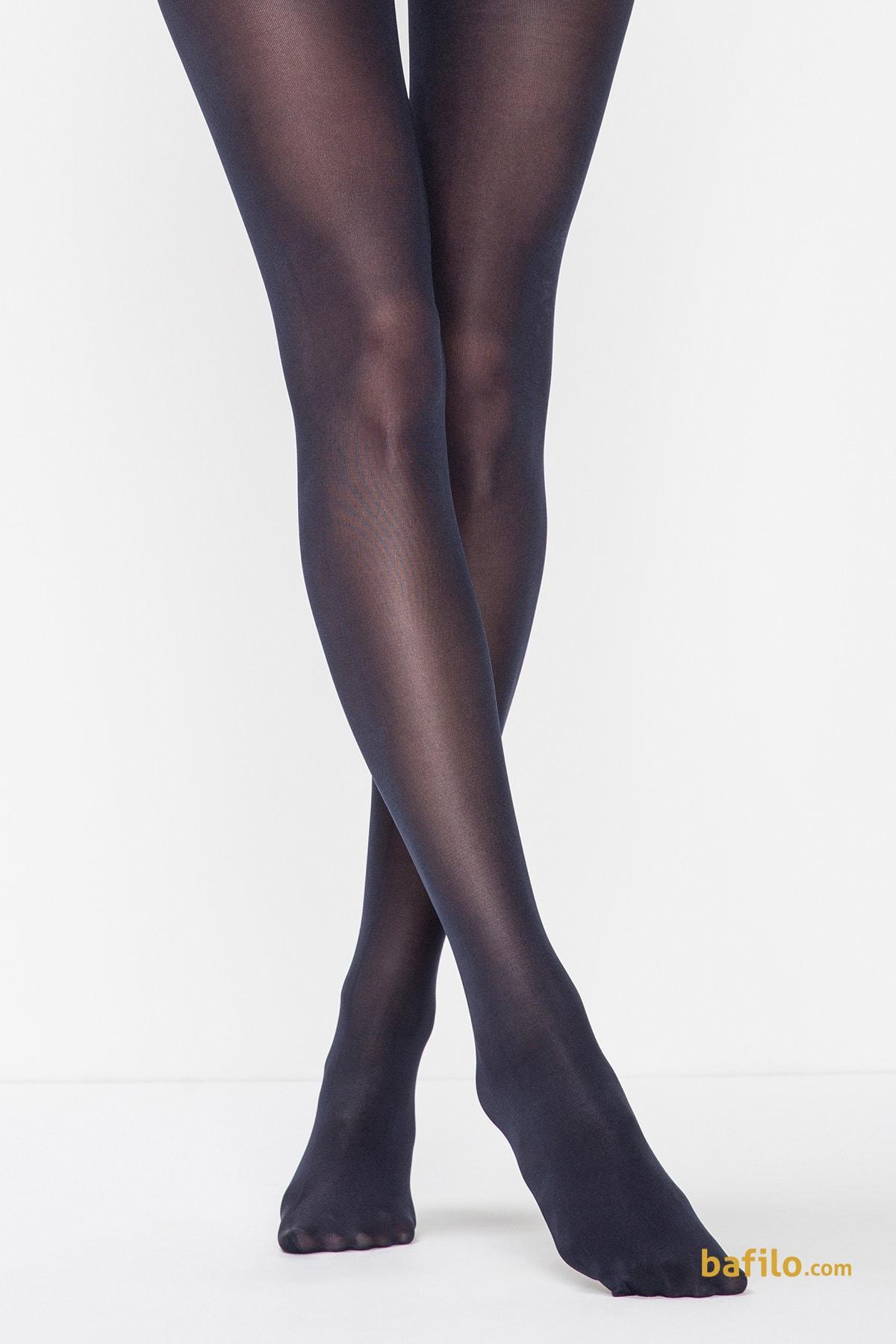 پنتی | Penti - جوراب شلواری زنانه پنتی Mikro 70 سرمه ای