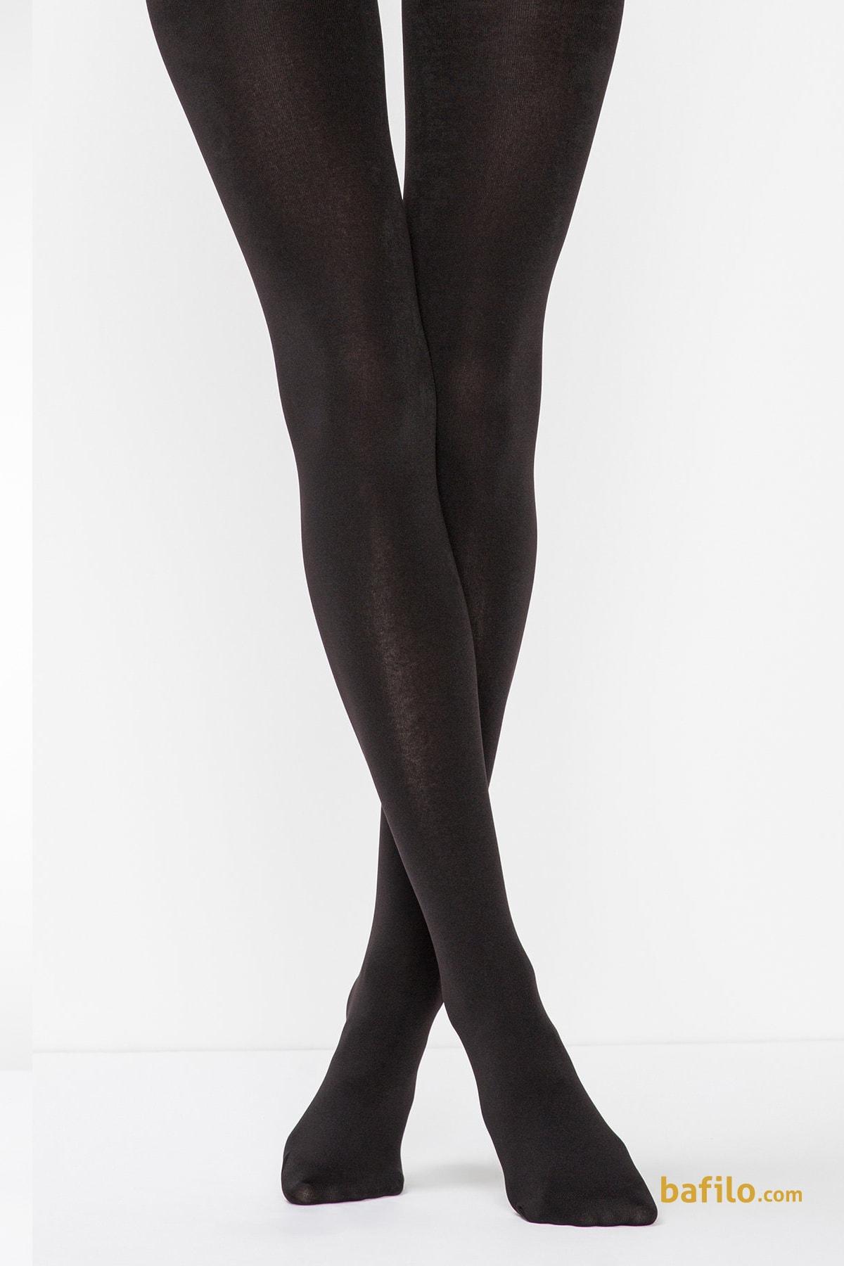 پنتی | Penti - جوراب شلواری براق زنانه پنتی  Wet Look 120 مشکی