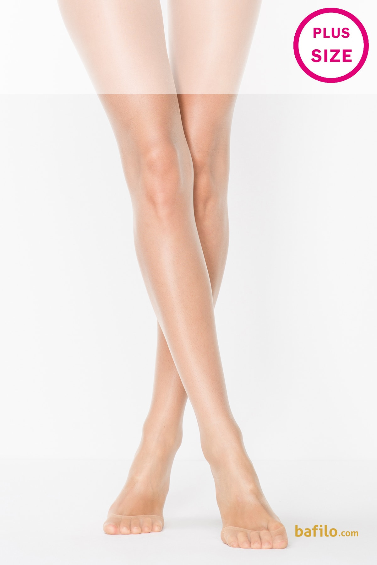 پنتی | Penti - جوراب شلواری نازک سایز بزرگ زنانه پنتی  Fit 15 رنگ بدن روشن